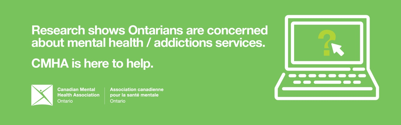 New data says fewer Ontarians are seeking mental health supports  during COVID-19, but services are helping those who use them